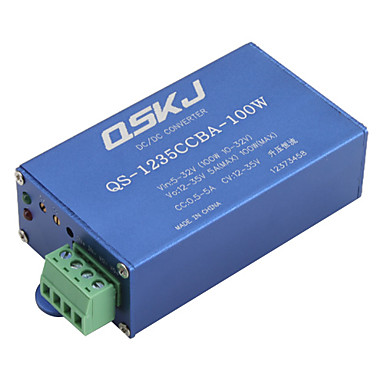 100W Vehicle-mounted LED Voltage Boost Power Supply Module