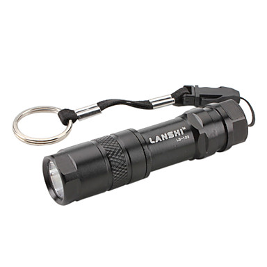 ls123 mini 1-tilassa LED taskulamppu (1 x AAA)