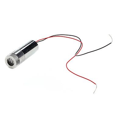 5mw laser Modulul cap cu un stilou cu laser si LED-uri