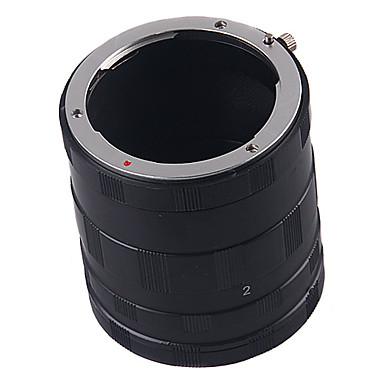 anneau tubulaire macro d'extension pour Nikon D5300 ma af D5200 D5100 D3200 D3100 d3300 et plus