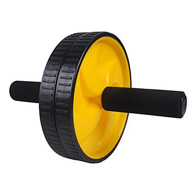 dizlik ile ikili egzersiz tekerleği