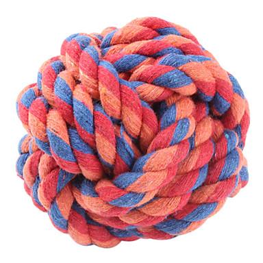 Dog Toy Pet Toys Ball Textile