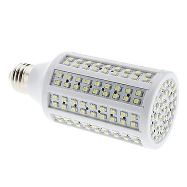 12w e26 / e27 led mısır ışıkları t 216 smd 3528 600-630lm doğal beyaz 6000k ac 220-240v