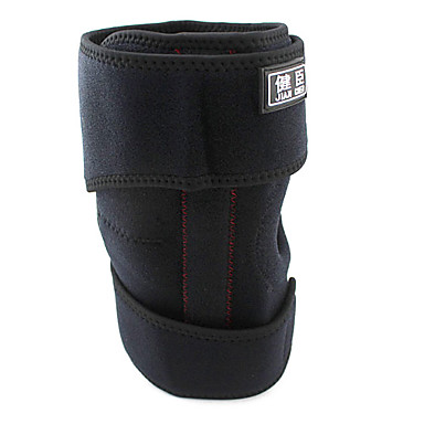 Sports Adjustable Double-Belt and Spring Knee Pad (1 Pc)