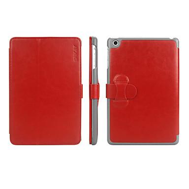 Enkay Zachte PU beschermhoes met standaard voor Apple iPad Mini