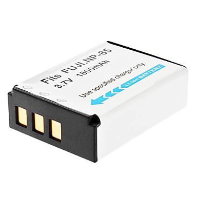 Batterie pour appareil photo NP-85 pour FujiFilm SL240 SL260 SL280 SL300 SL305 (3.7V 1800mAh)