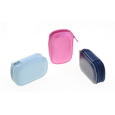 6 PCS Exquisite Leather Packaged Beauty And Manicure Set(Random Color)