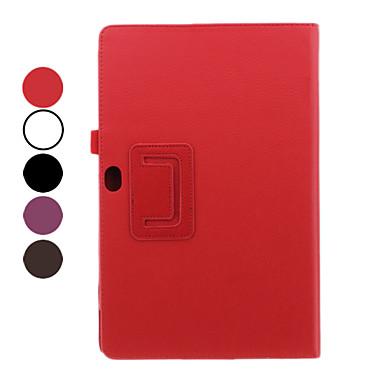 para Carcasas de Cuerpo Completo Impermeable Color sólido Cuero de PU Microsoft