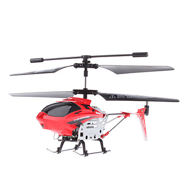 3,5-Kanal Gyro 3D Mini Remote Control Helicopter (Red)