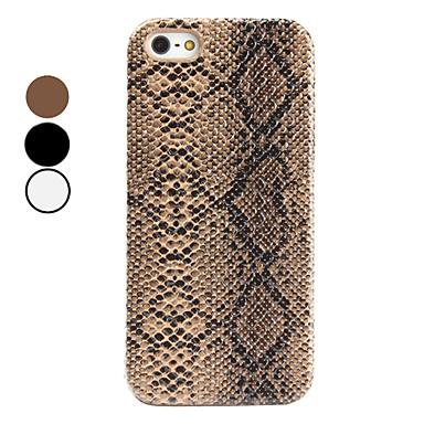 용 아이폰5케이스 Other 케이스 뒷면 커버 케이스 기하학 패턴 하드 PC iPhone SE/5s/5