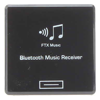 Wireless Music Receiver for Travel (Assorted Color)