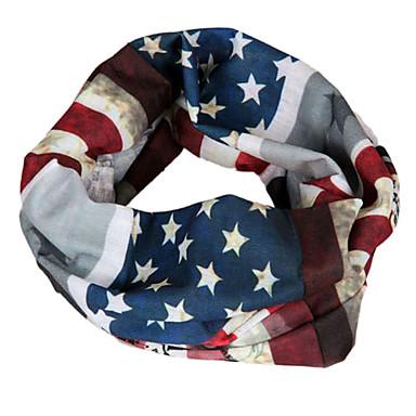 Flag Designet Cykling Tørklæde