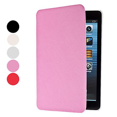 ochronna PU Leather Case w / stand dla iPad 3, iPad mini mini 2, Mini iPad (różne kolory)