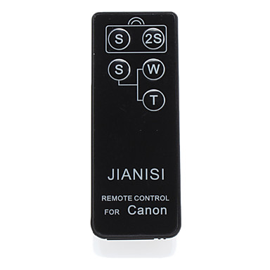 JIANISI Remote Control for Canon