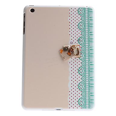 Key Design Hard Back Case for iPad Mini
