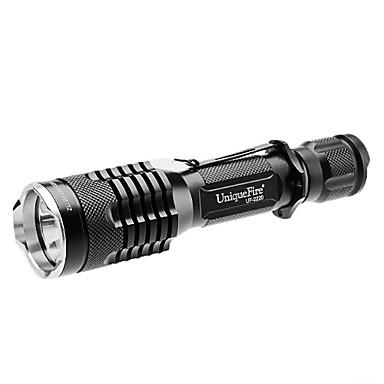 uniquefire 2220 5-Modalità CREE XM-L U2 LED torcia elettrica (1000lm, 1x18650)