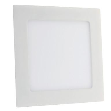 12W 천장 조명 매립형 레트로핏 12 고성능 LED 980 lm 내추럴 화이트 AC 85-265 V