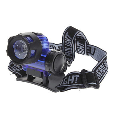 Headlamps lm 1 Mode - Adjustable Focus for Cycling/Bike No