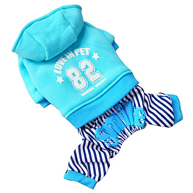 Sporty Style Hoodie with Detachable Pants for Dogs (Assorted Color,XS-XL)