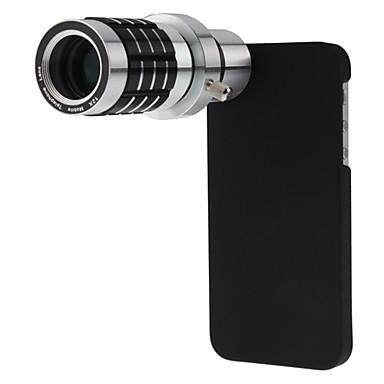메탈 장초점 렌즈 10X 이상 33*x99 3 70 케이스가 있는 렌즈 iPhone 5
