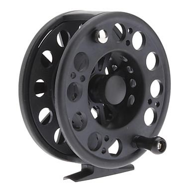Plástico negro Fast Dynamic Balance / Single Shaft / Sin Carrete abrasión Fly (10/11)