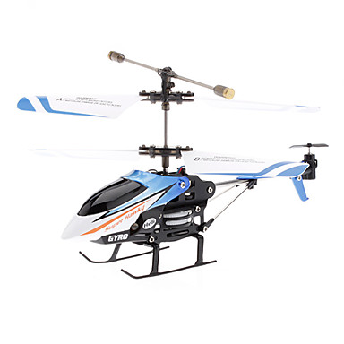 Taille Palm i-Control Helicopter pour iPhone (Modèle: i348, Bleu)