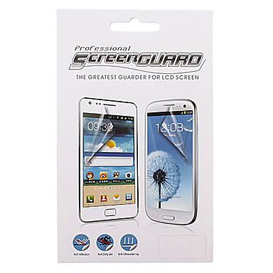 Skyddande Matte Skärmskydd med rengöringsduk för Samsung Galaxy S4 I9500