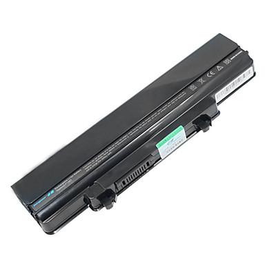 6 células Bateria do portátil para DELL Inspiron 1320 1320n série F136T Y264R (11.1V, 4400mAh)