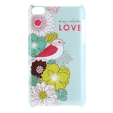 Birds Hard Case Modelo para el iPod Touch 4