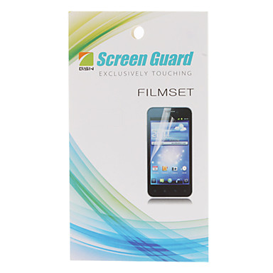 HD protetor de tela com pano de limpeza para o Sony Xperia Tipo ST21i2
