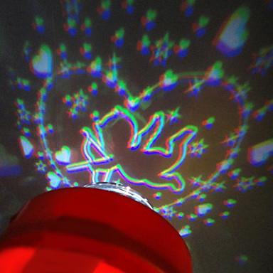 Cupido estrella cielo Amor Sweet Night sueño proyector de luz