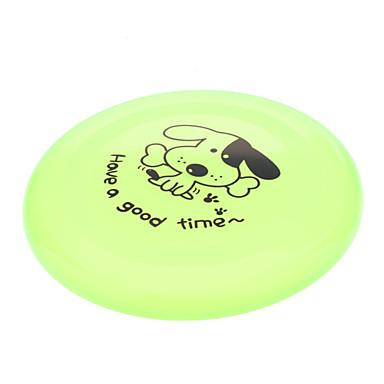 강아지 장난감 반려동물 장난감 플라잉 디스크 플라스틱