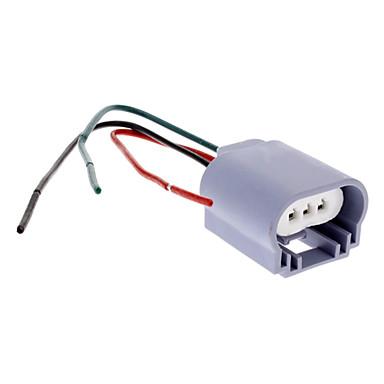h13 12cm adaptador adaptador de soquete para carro bulbo acessório de alta qualidade