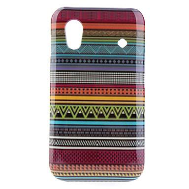 Stripes Pattern Hard Case för Samsung Galaxy Ace S5830