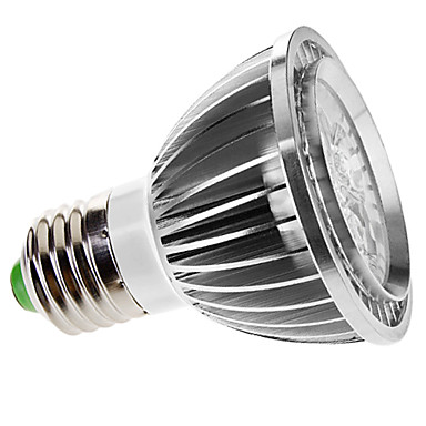 E26/E27 5 W 5 High Power LED 350 LM Warm White PAR Dimmable Spot Lights AC 220-240 V