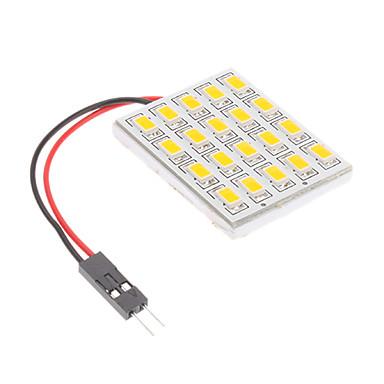 T10 Araba Ampul SMD 5730 320-350 lm İç Işıklar For Uniwersalny