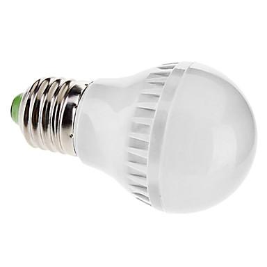 6000 lm E26/E27 LED Küre Ampuller A50 21 led SMD 5050 Doğal Beyaz AC 110-130V