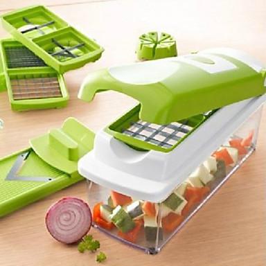 mooier fruit / groente snijmachine chopper snijmachine tools set