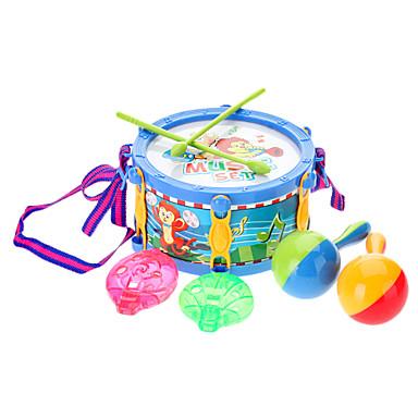 Colorful Music Drum Set Toy (Random Color)