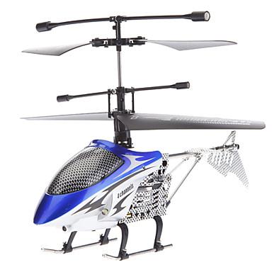 8002G, 2,4 GHz 4 canaux SKY NEW STAR Co-Axial hélicoptère télécommande avec gyroscope