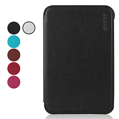 Pull Up PU Leather Case with Stand for Samsung Galaxy Tab 2 P3100/P3110 (Assorted Colors)