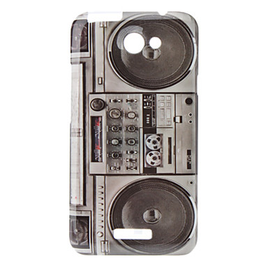 Radio Hard Case for HTC G23 One X S720e