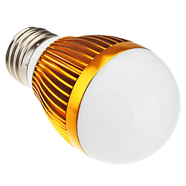 E26/E27 6 W 12 SMD 5730 480-540 LM Warm White Globe Bulbs AC 85-265 V