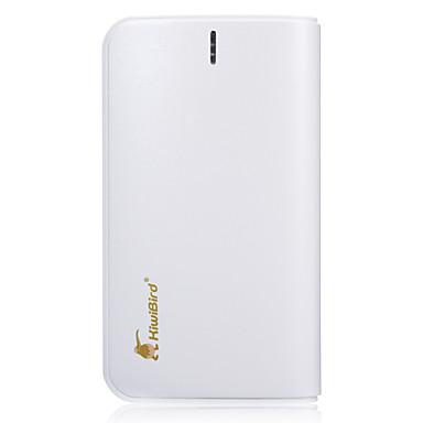 7800mAh batteria esterna per il iphone 4/4s (bianco)