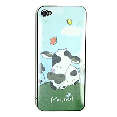 Pastorale vaches laitières Motif Plein autocollant de corps pour l'iPhone 4/4S