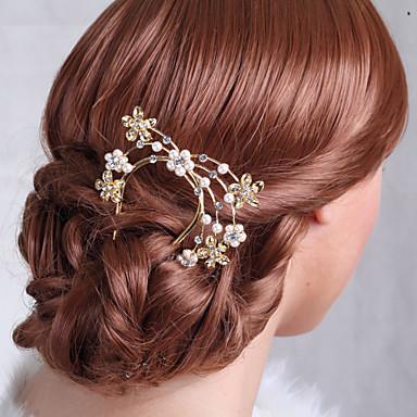 kadın alaşımlı başörtüsü-düğün özel günlerinde saç tarakları zarif stili