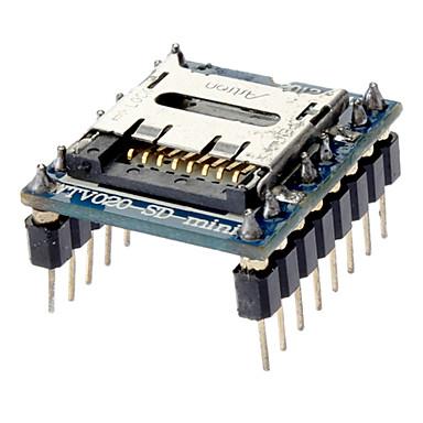 WTV020-SD Ses Modülü SD Kart Ses Modülü Oyun Ses Modülü
