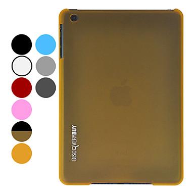 discoverybuy ensfarget vanskelig sak for ipad mini 3, ipad mini 2, ipad mini (valgfritt farger)