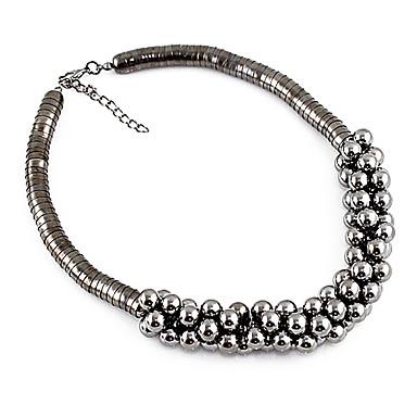 Kadın's Gerdanlıklar - Moda Gümüş Kolyeler Uyumluluk Parti, Günlük