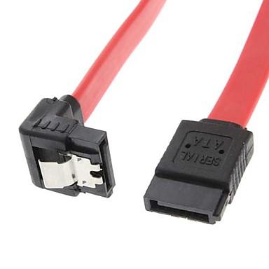 SATA Sabit Disk Veri Kablosu Kırmızı (0.35M)